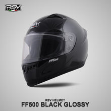 Load image into Gallery viewer, RSV FF500 BLACK GLOSSY