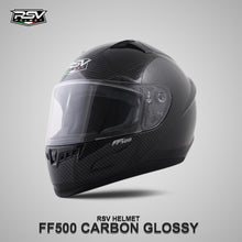 Load image into Gallery viewer, RSV FF500 CARBON GLOSSY PAKET GANTENG + SPOILER