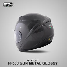 Load image into Gallery viewer, RSV FF500 GUNMETAL GLOSSY