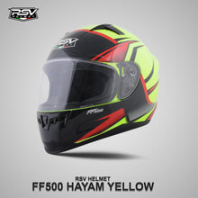 Load image into Gallery viewer, RSV FF500 HAYAM YELLOW