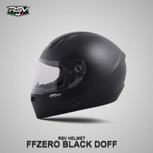 Load image into Gallery viewer, RSV FFZERO BLACK DOFF