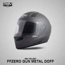 Load image into Gallery viewer, RSV FFZERO GUNMETAL DOFF