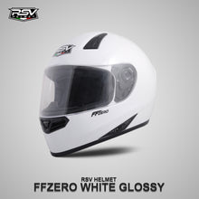 Load image into Gallery viewer, RSV FFZERO WHITE GLOSSY