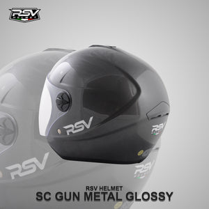 RSV SUPER COLOR GUN METAL
