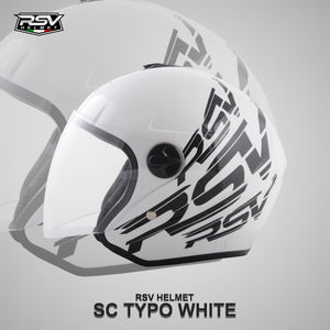 RSV SUPER COLOR TYPOGRAPHY WHITE