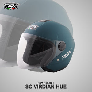RSV SUPER COLOR VIRDIAN HUE DOFF