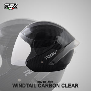 RSV WINDTAIL CARBON CLEAR