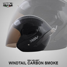 Load image into Gallery viewer, RSV WINDTAIL CARBON SMOKE