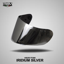 Load image into Gallery viewer, Visor RSV Iridium Silver Untuk FF500