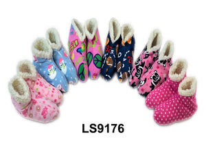 Ladies' Slipper Boots