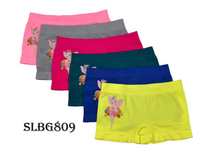 Girl's Seamless Boxers
