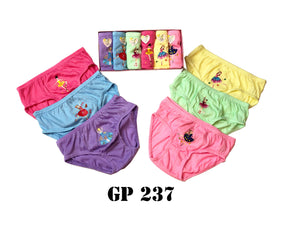Girl's Cotton Panty