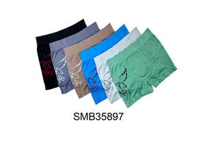 Men's Seamless Boxer