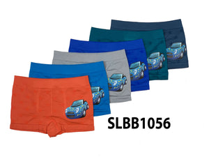 Boy's Seamless Boxers