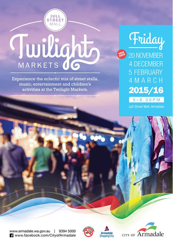 Armadale Twilight Markets Brochure