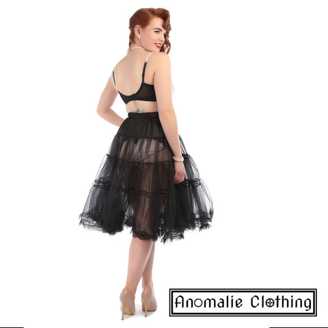 Black Lolita Petticoat - Discontinued