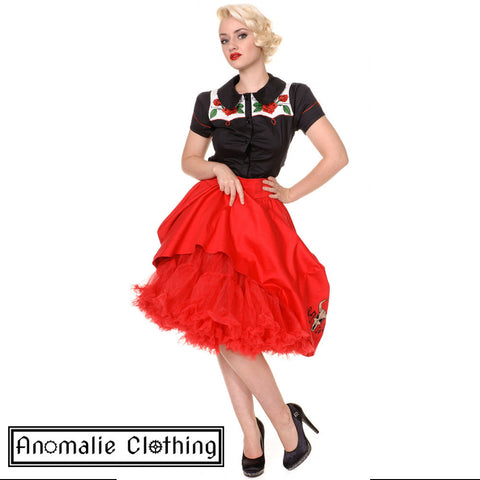 Red Lolita Petticoat - Discontinued