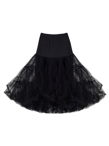 "Black 26"" Lindy Bop Petticoat - Discontinued"