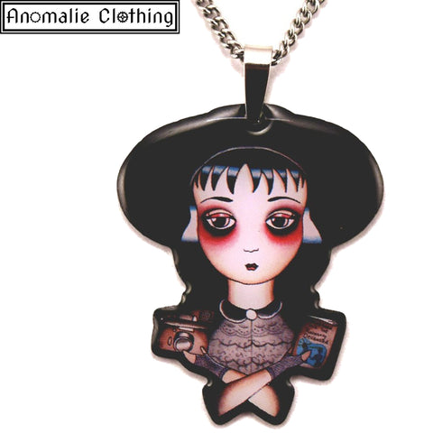 Lydia Pendant Necklace