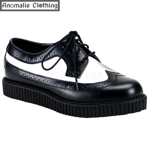 Black & White Wingtip Creepers