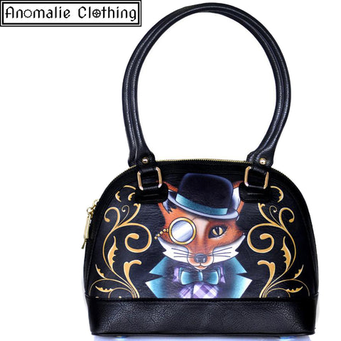Felix The Dapper Fox Handbag - Last one!
