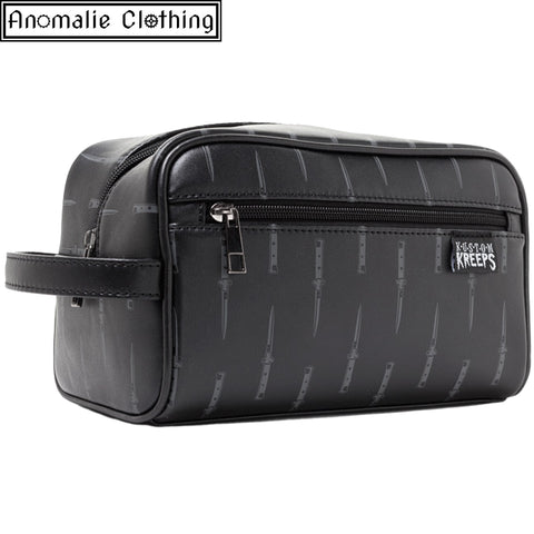 Switchblade Toiletry Bag