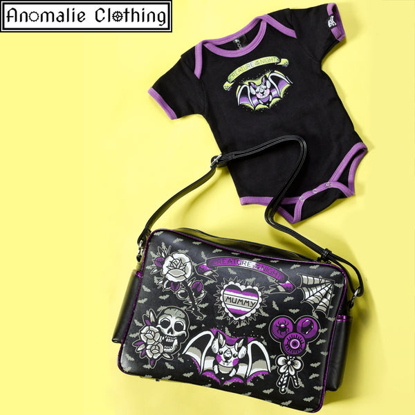 Creature Diaper Bag