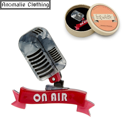 On Air Brooch - Discontinued