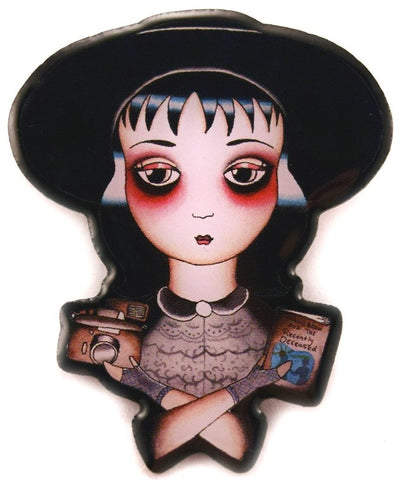 Lydia Brooch - Last one!