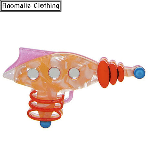 Roxy's Ray Gun Brooch - Discontinued