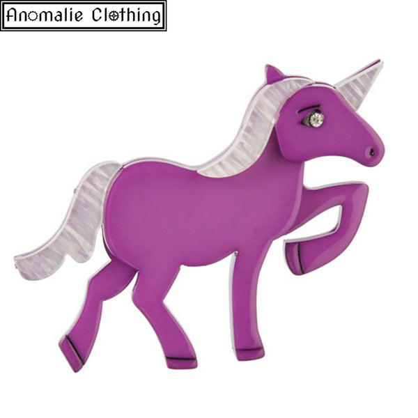 Ula the Unicorn Brooch - Sold Out!