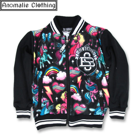 Unicorns Kids Jacket