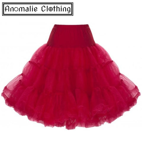 Red Children's Petticoat