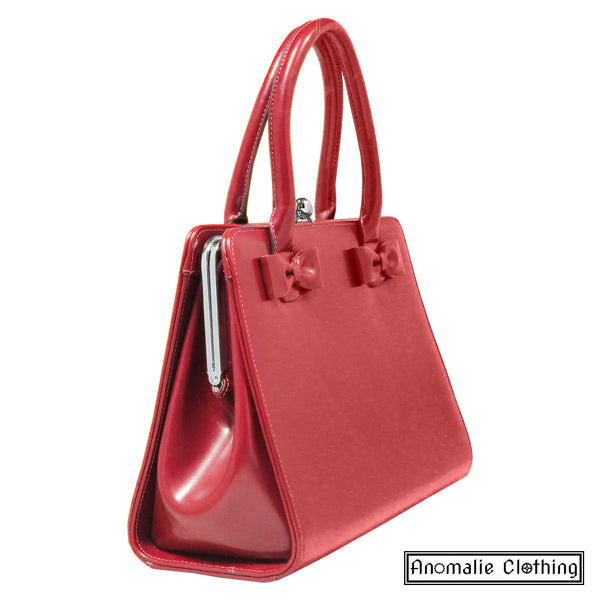 Red Jessica Handbag - Discontinued