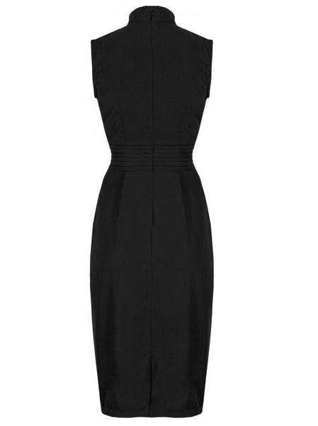 Black Veronica Dress - Discontinued