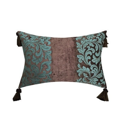 Chenille Woven Cushion Cover