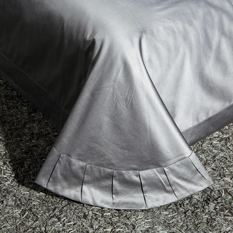 Ezkira Luxury Egyptian Cotton Embroidery Duvet Set