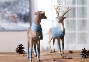 Mr and Miss Elk