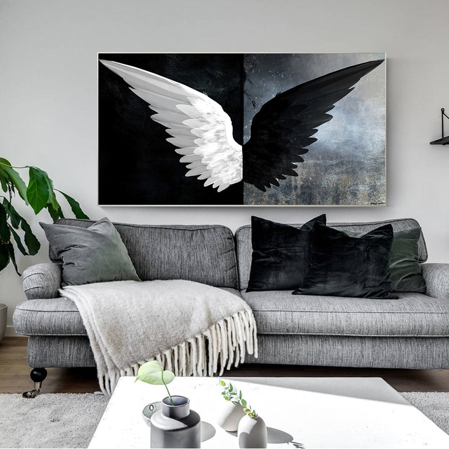 Angel Wings Wall Art