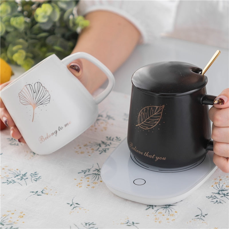 Induction Heated Coffee Cup