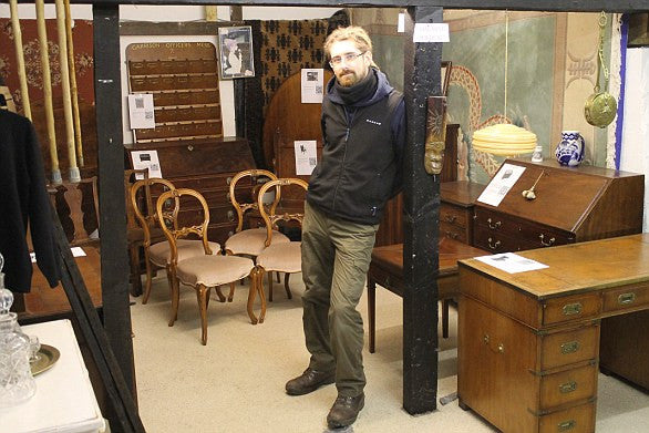 Shop Talk - The Who, why and where of Origin Antiques...Part 1