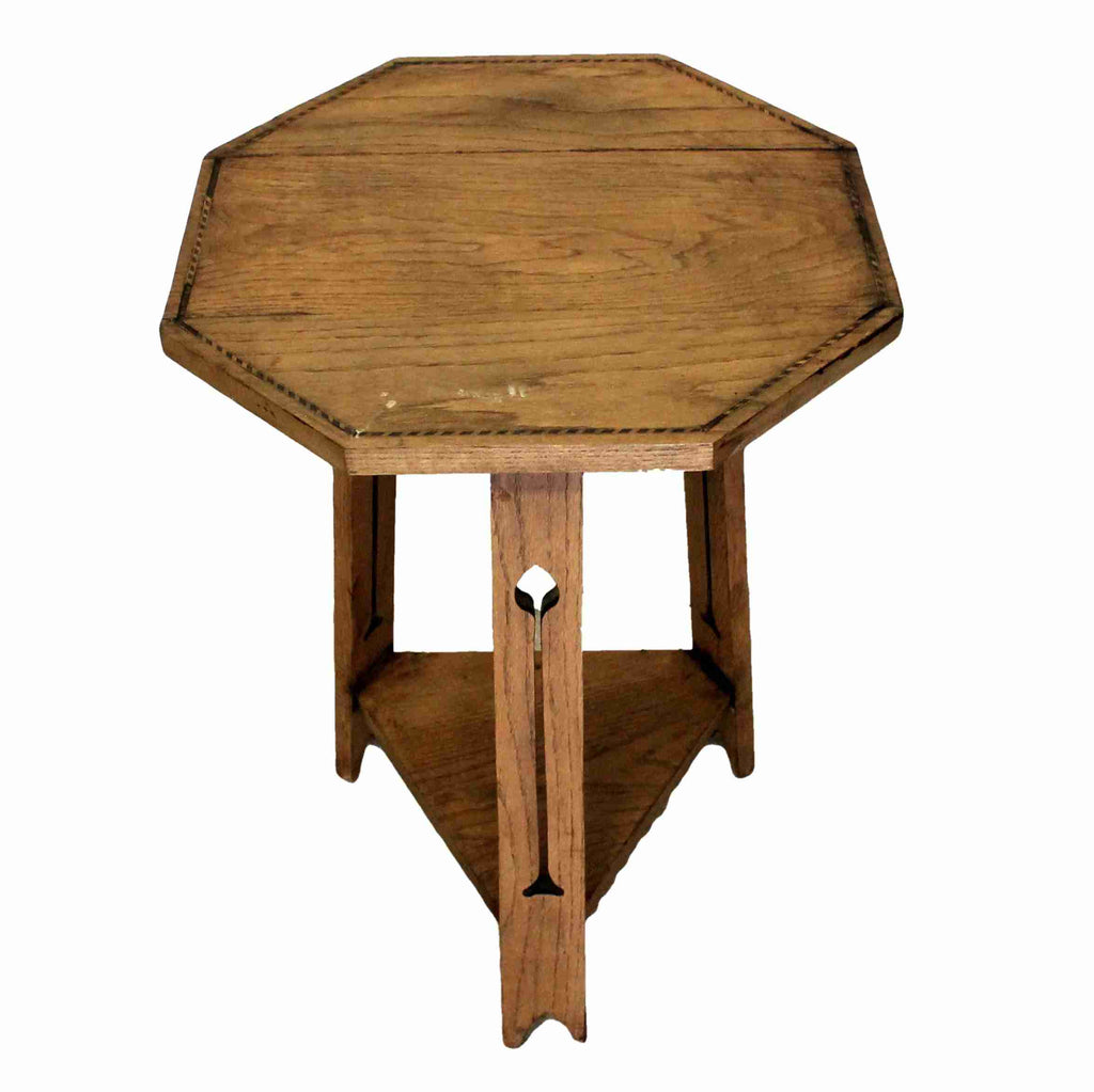 Arts and Crafts Occasional Side Table-Origin Antiques