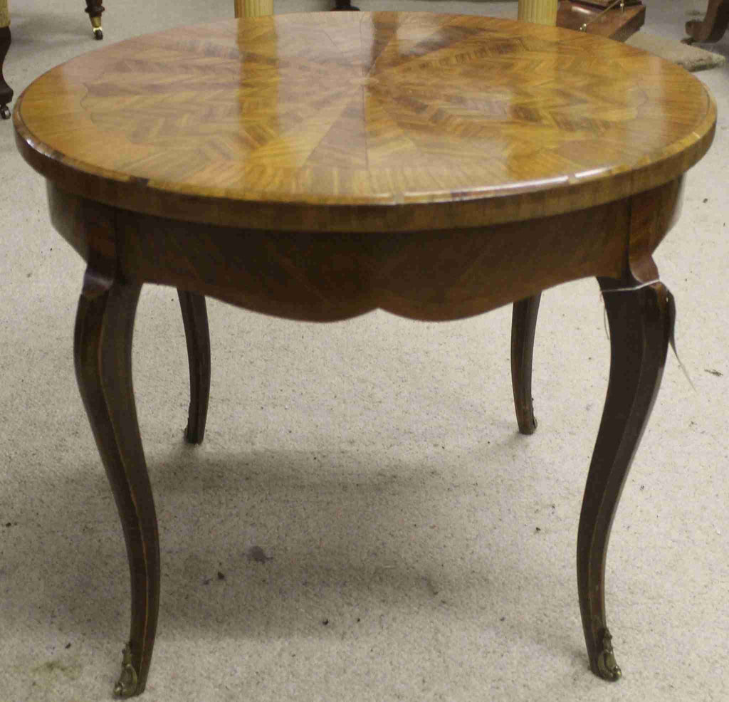 Circular Occasional Table-Origin Antiques