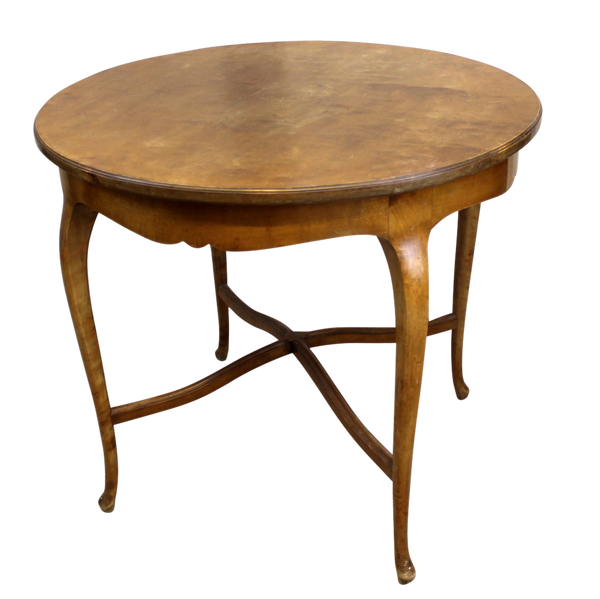 Circular Top Occasional Centre Table-Origin Antiques