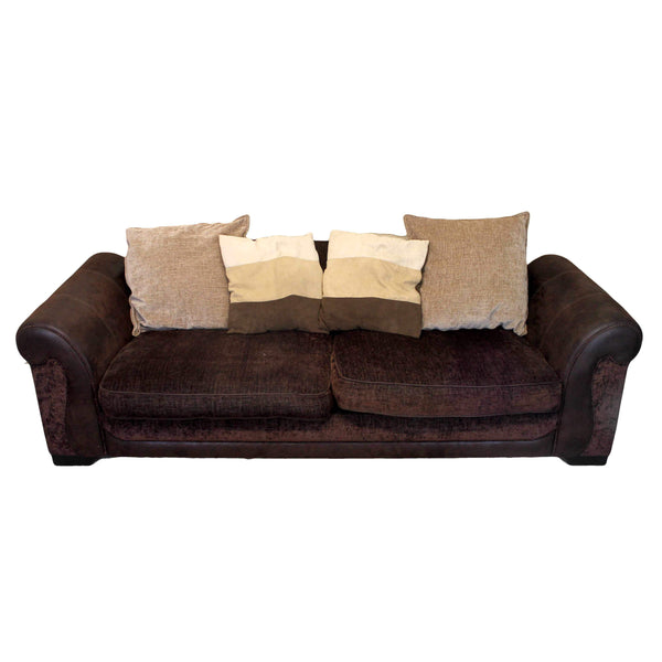 Contemporary Style Large Three Seater Sofa-Origin Antiques