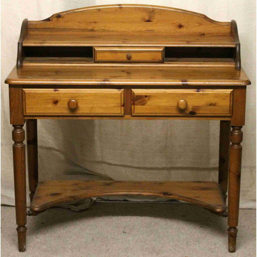 Country Style Pine Dressing Table-Origin Antiques