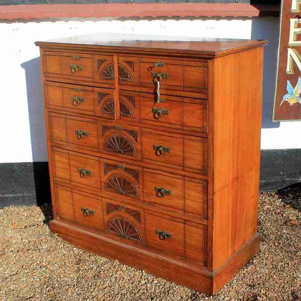 Early Twentieth Century Bedroom Chest of Drawers-Origin Antiques
