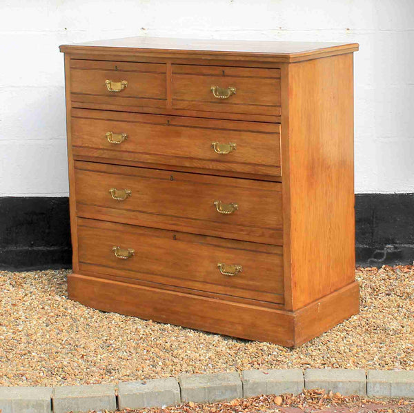 Edwardian Antique Chest of Drawers-Origin Antiques