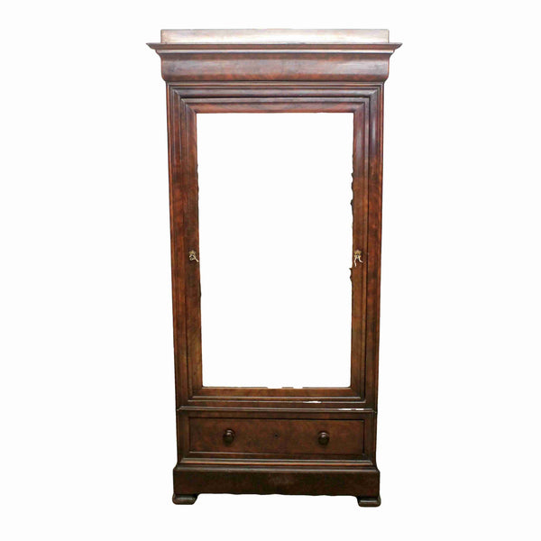 Edwardian Antique Mahogany Wardrobe-Origin Antiques