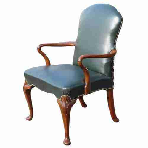 Georgian Antique Style Desk Chair-Origin Antiques